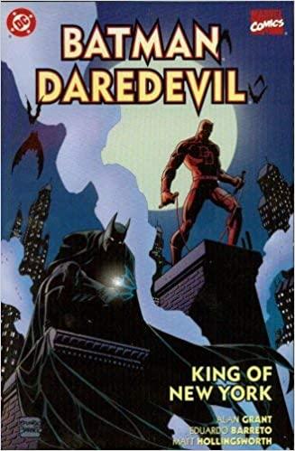 Comic completo Batman/Daredevil: King of New York