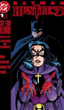 Comic completo Batman/Huntress: Cry for Blood