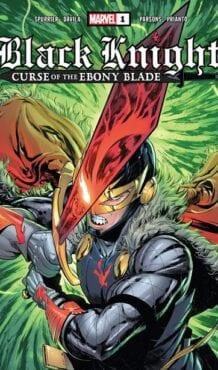 Comic completo Black Knight: Curse Of The Ebony Blade
