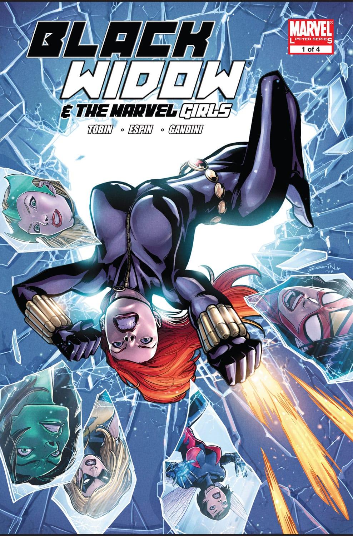 Comic completo Black Widow & the Marvel Girls