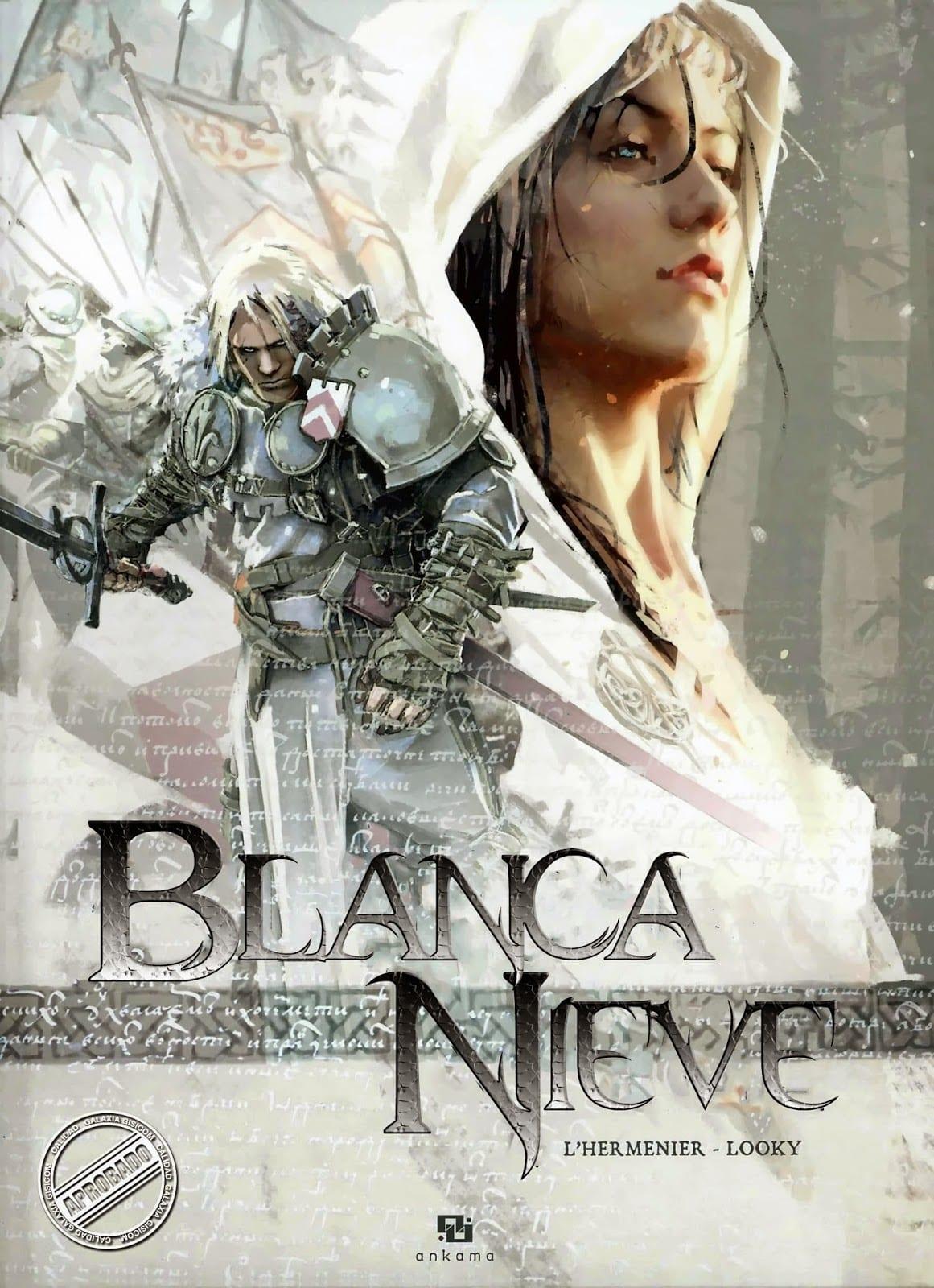 Comic completo Blanche Neige
