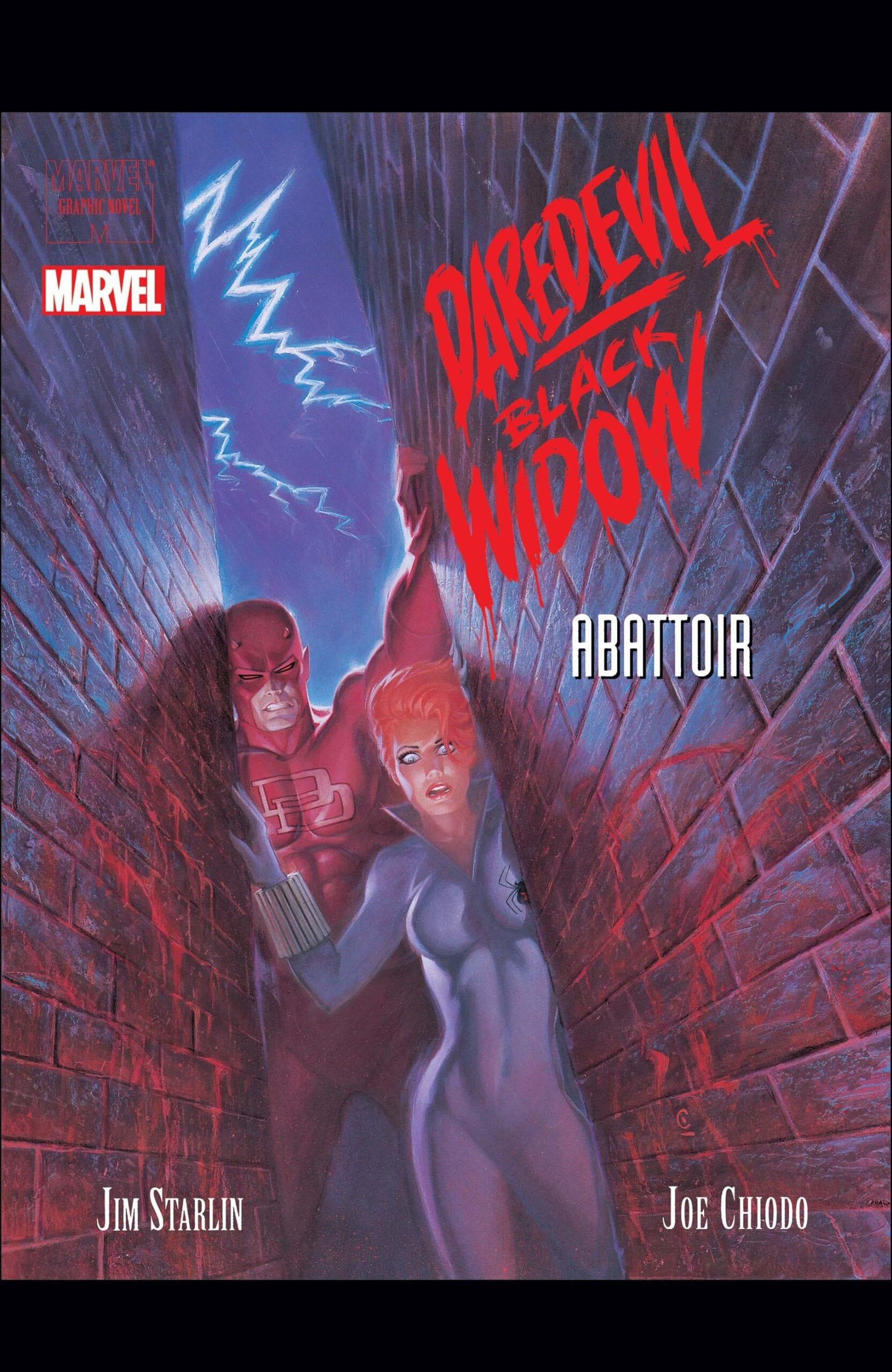 Comic completo Daredevil/Black Widow: Abattoir
