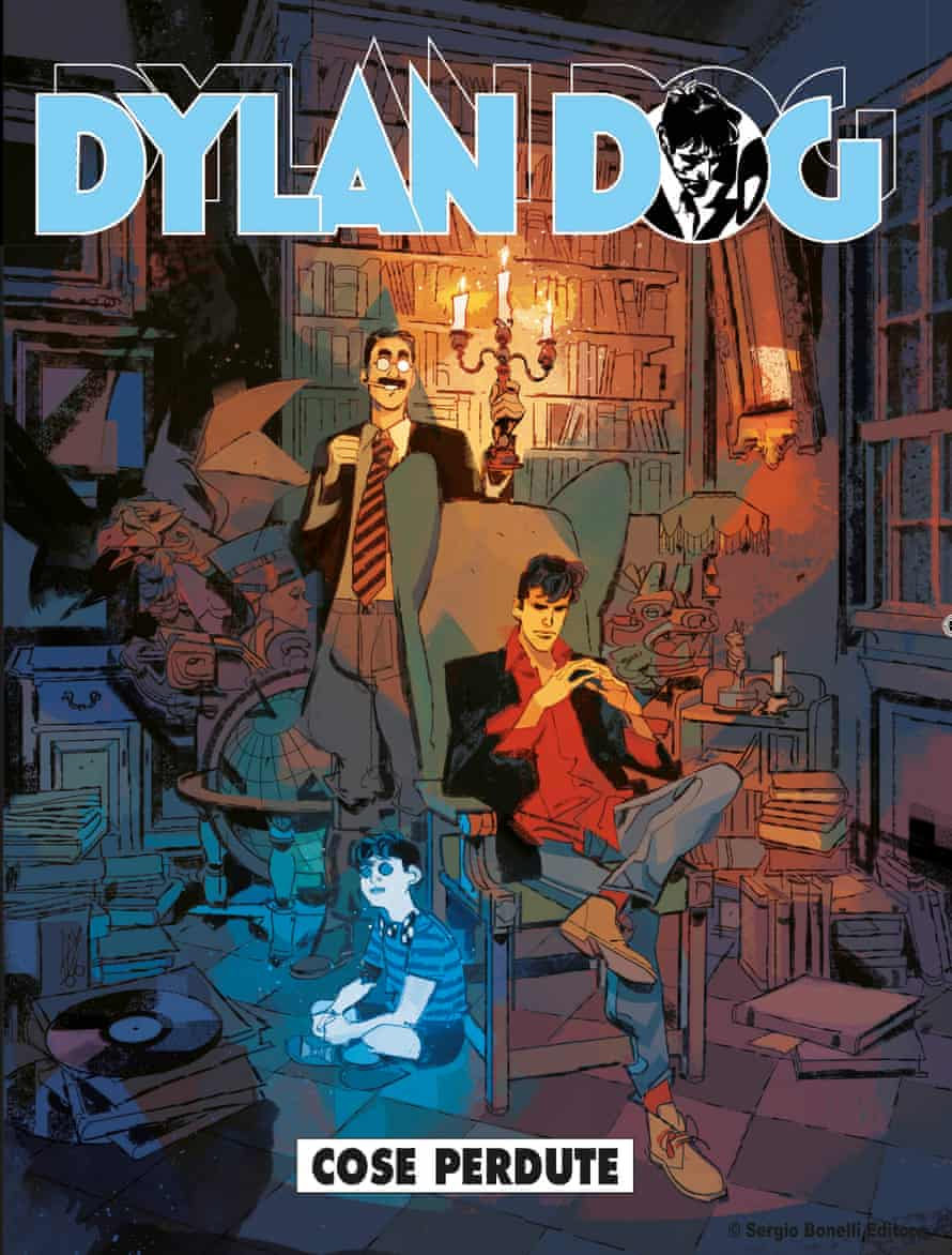 Comic completo Dylan Dog
