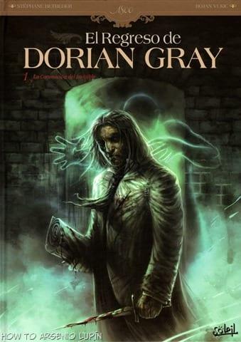 Comic completo El Regreso de Dorian Gray
