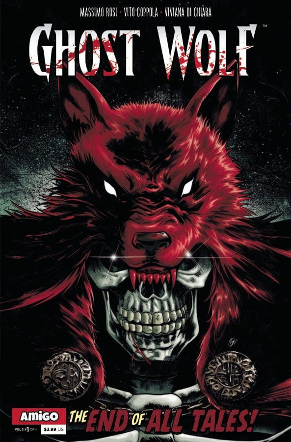Comic completo Ghost wolf