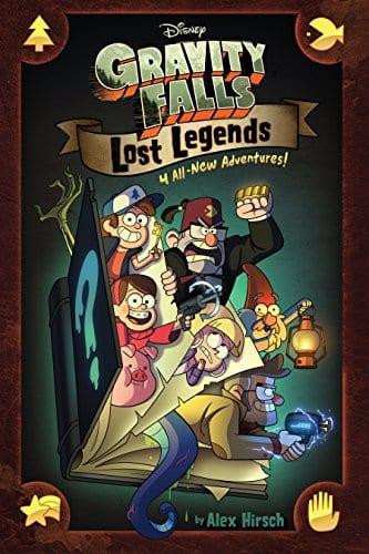 Comic completo Gravity Falls: Lost Legends