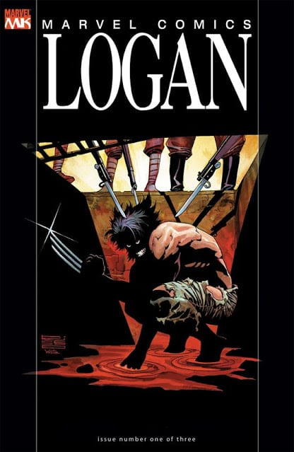 Comic completo Logan