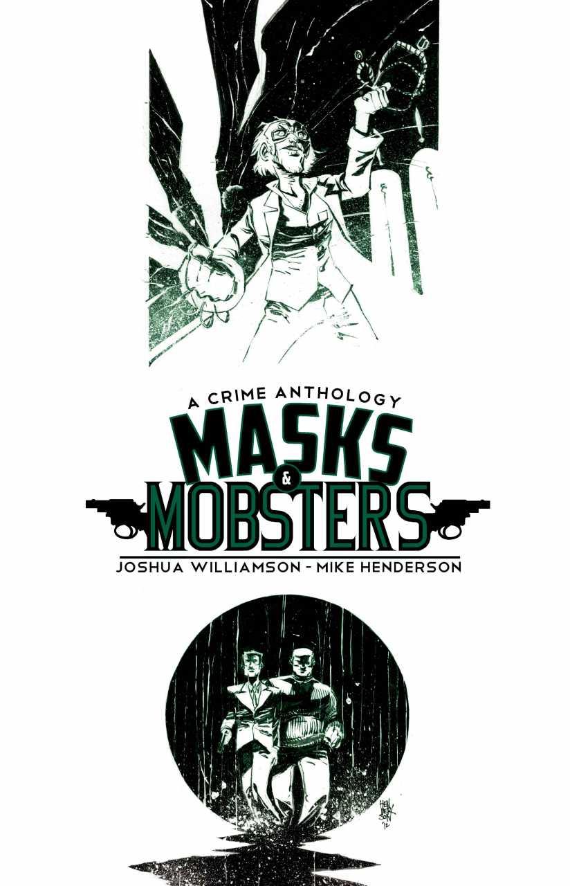 Comic completo Masks & Mobsters
