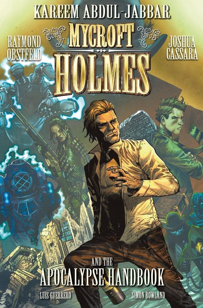 Comic completo Mycroft Holmes and the Apocalypse Handbook