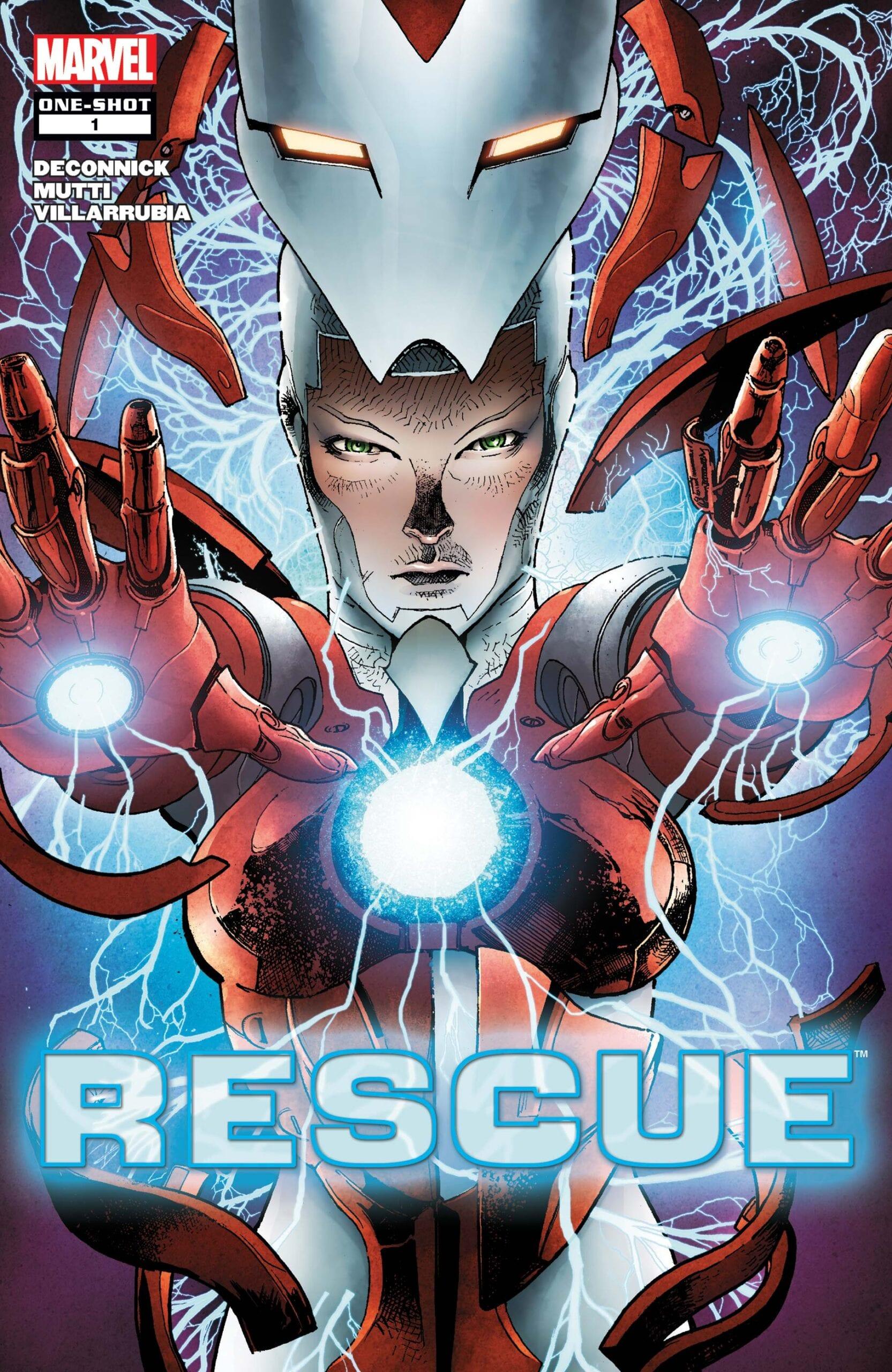 Comic completo Rescue