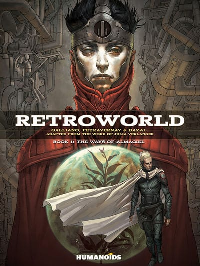Comic completo Retroworld