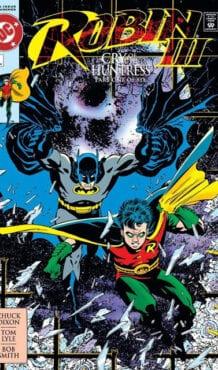 Comic completo Robin III: Cry of the Huntress