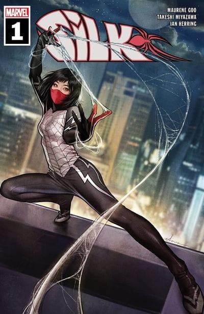 Descargar Silk Volumen 3 comic