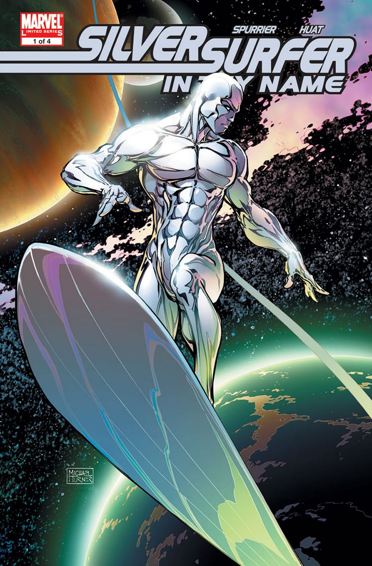 Comic completo Silver Surfer: In Thy Name