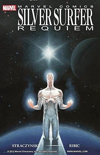 Comic completo Silver Surfer: Requiem