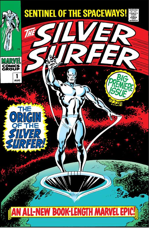 Silver Surfer Volumen 1 [18/18]