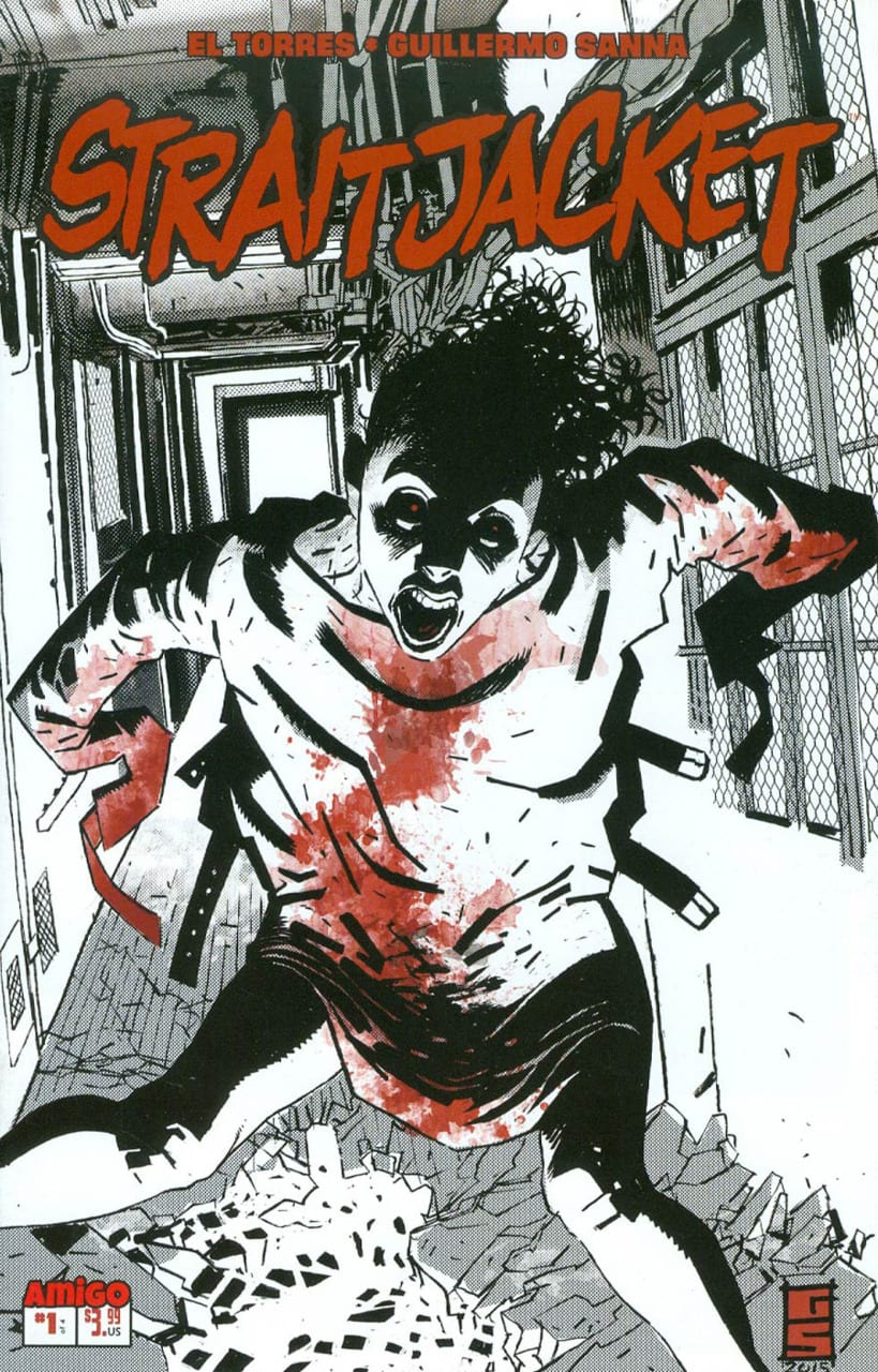Comic completo Straitjacket
