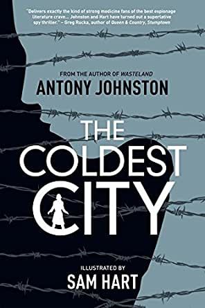 Comic completo The Coldest City