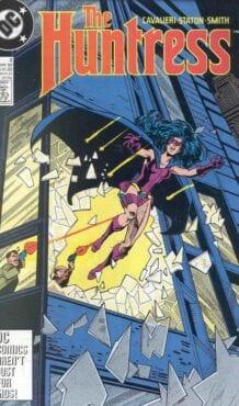 Comic completo The Huntress Volumen 1