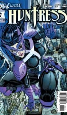 Comic completo The Huntress Volumen 3