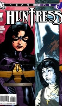 Comic completo The Huntress Year One