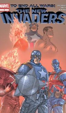 Comic completo The New Invaders Volumen 1