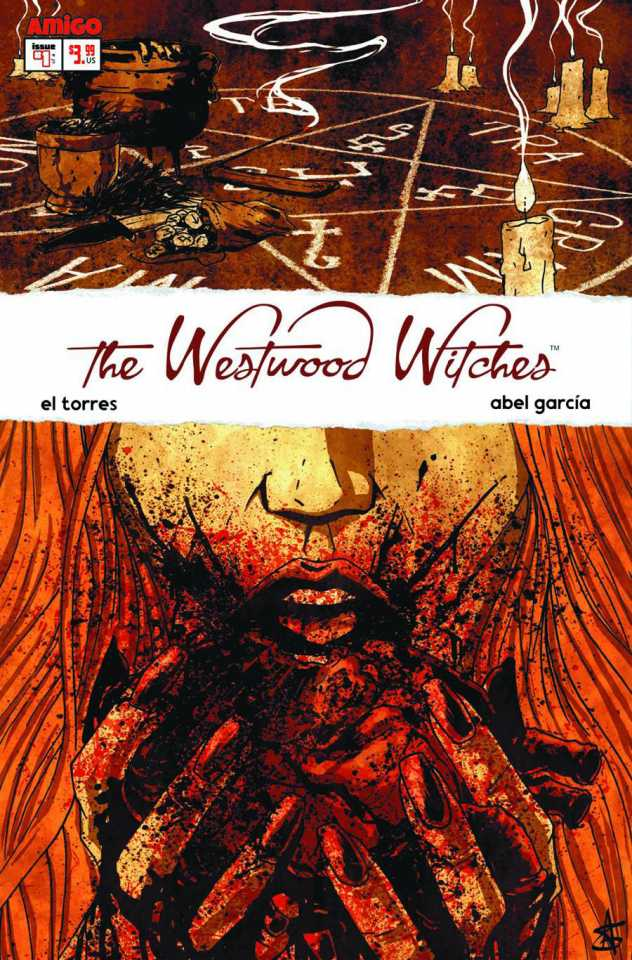 Comic completo The Westwood Witches