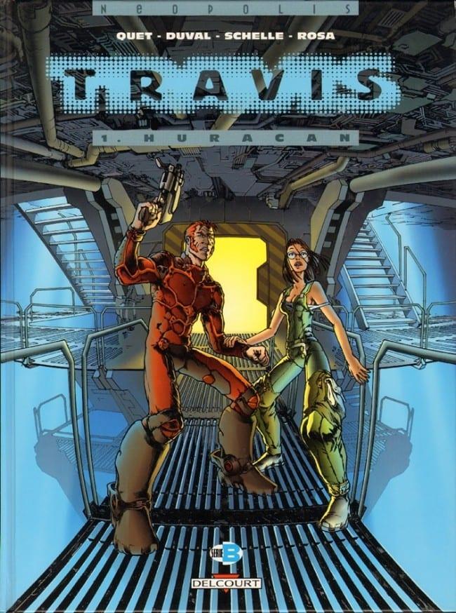 Comic completo Travis