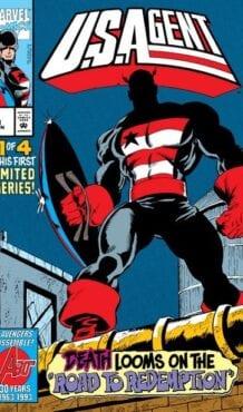 Comic completo Us Agent Volumen 1