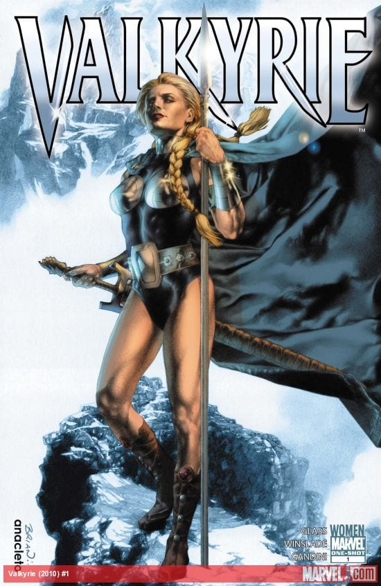 Descargar Valkyrie Volumen 2 comic