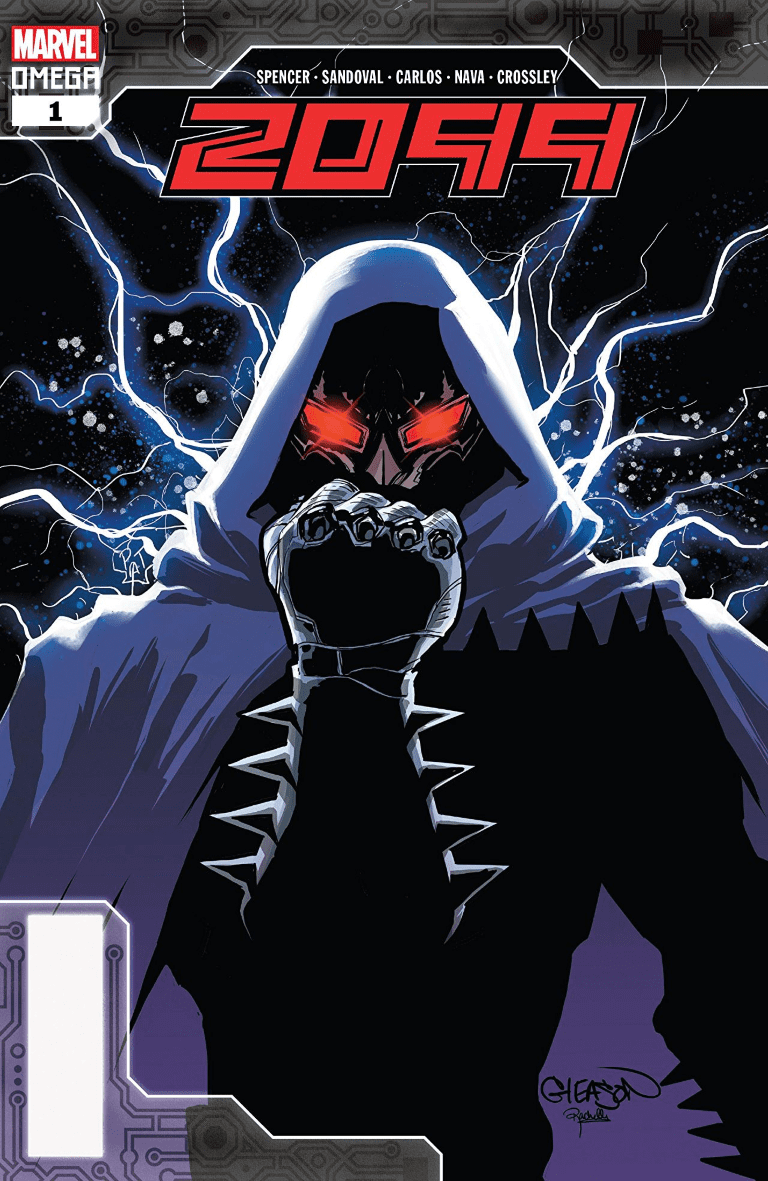 Comic completo 2099 Omega Volumen 1