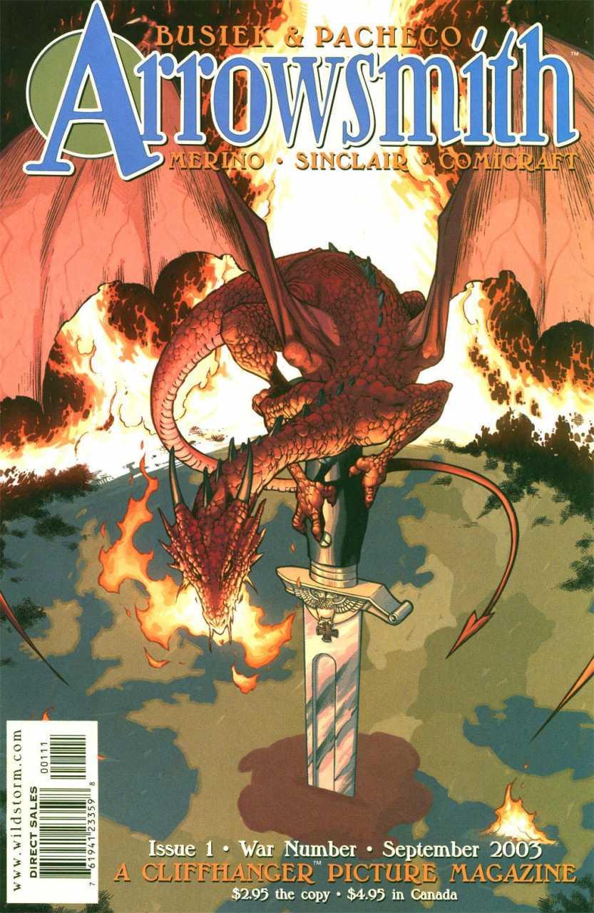 Comic completo Arrowsmith