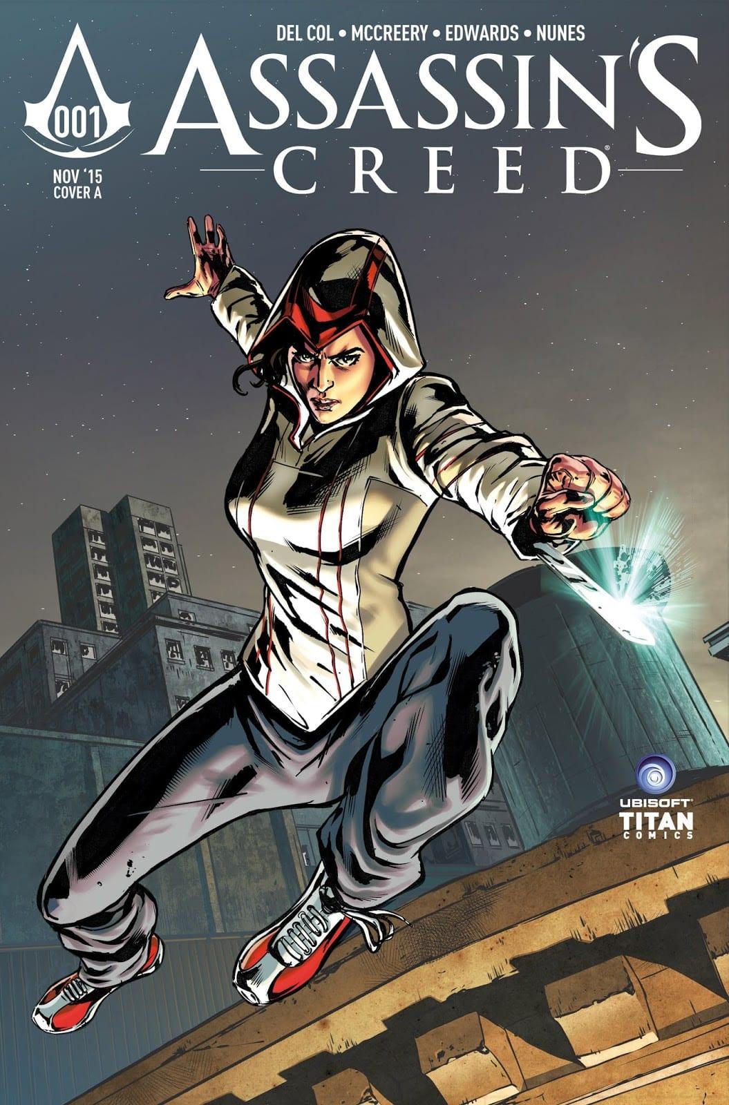 Comic completo Assassin's Creed