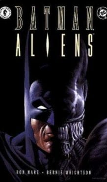 Comic completo Batman vs Alien 1