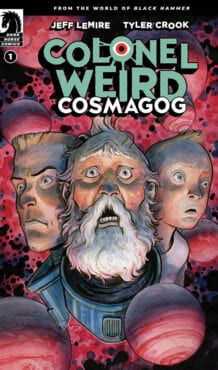 Comic completo Colonel Weird: Cosmagog