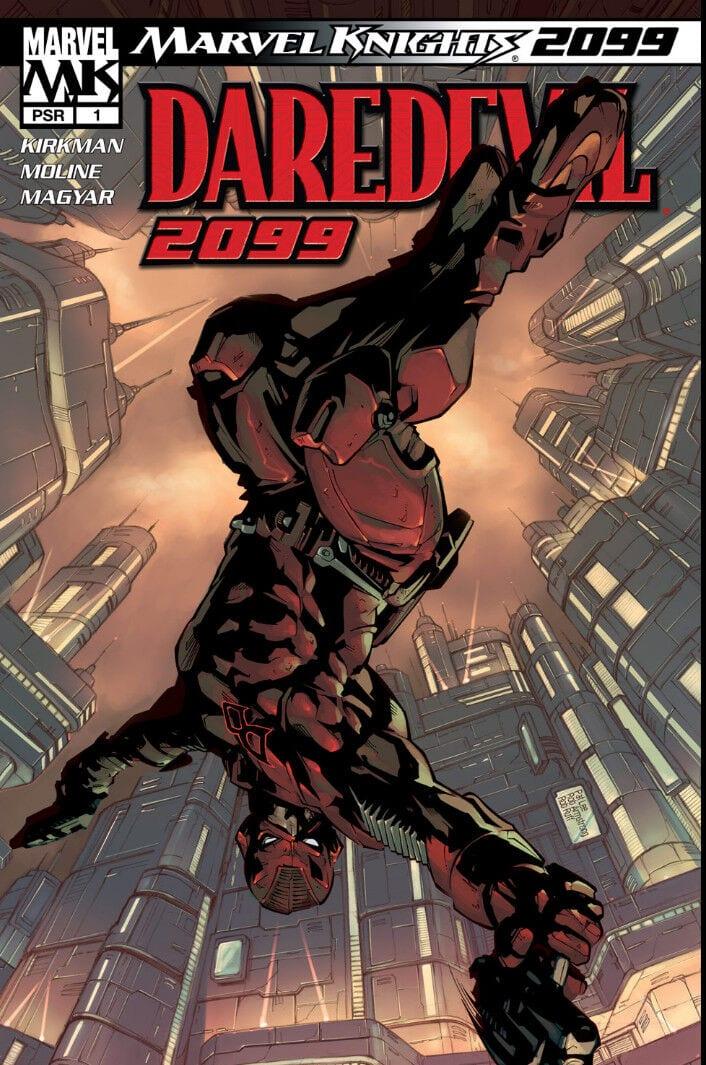 Comic completo Daredevil 2099 Volumen 1