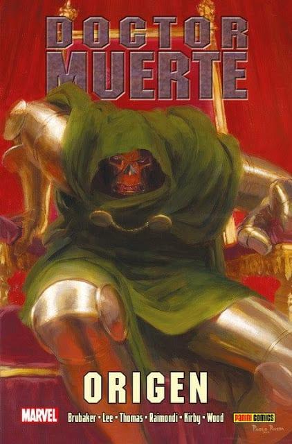 Comic completo Doctor Doom: Origen
