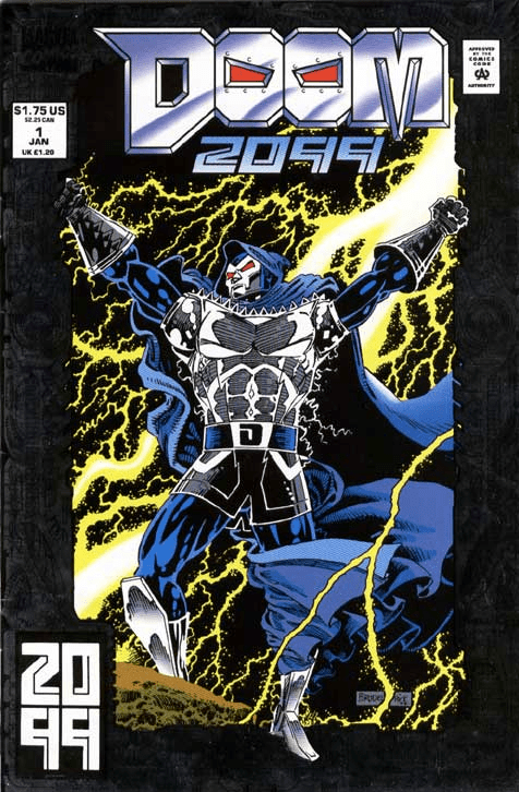 Comic completo Doom 2099 Volumen 1