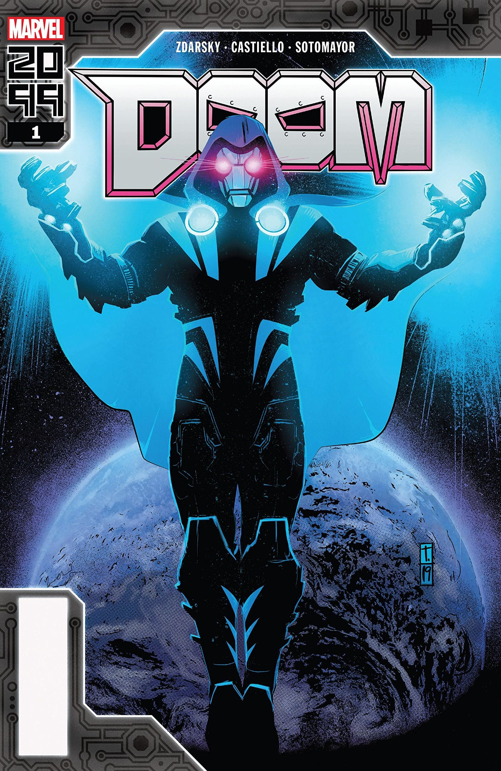 Comic completo Doom 2099 Volumen 2