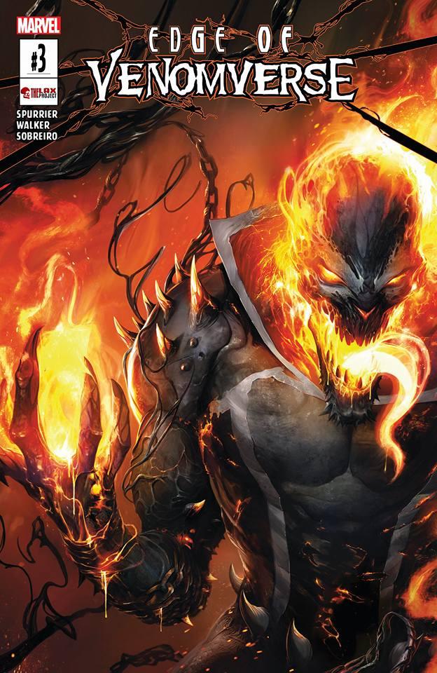 Comic completo Edge of Venomverse