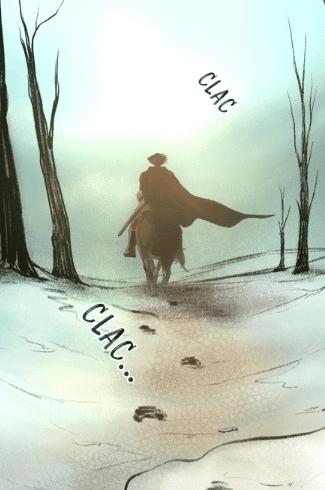 Comic completo El viento que mece las ramas