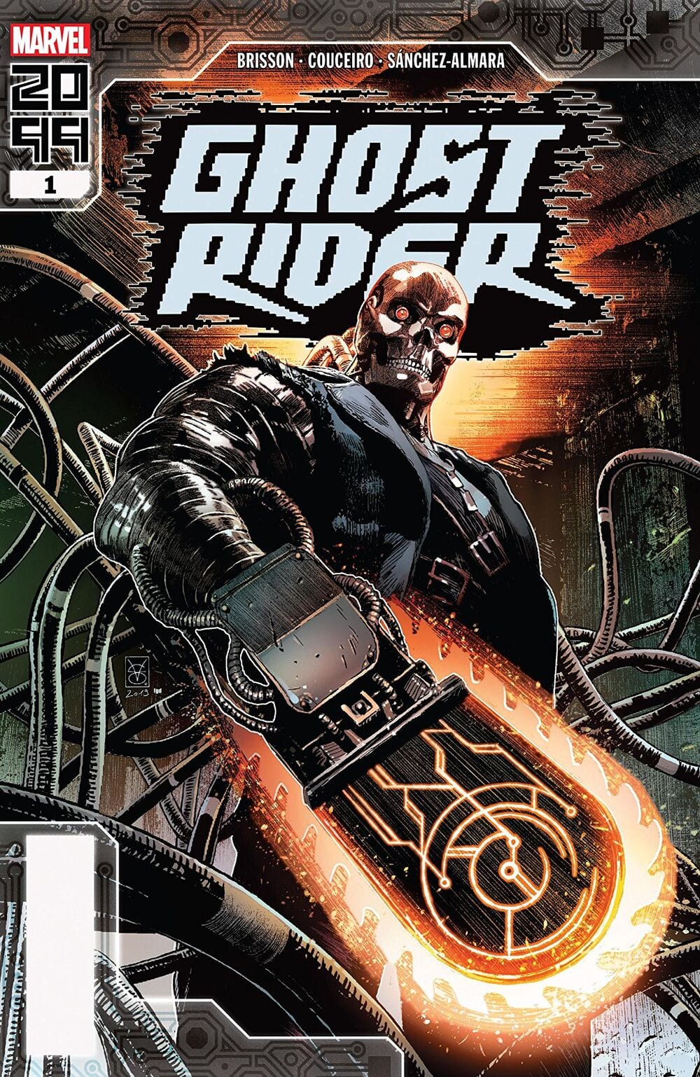 Comic completo Ghost Rider 2099 Volumen 2