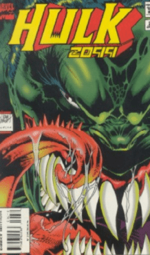 Comic completo Hulk 2099