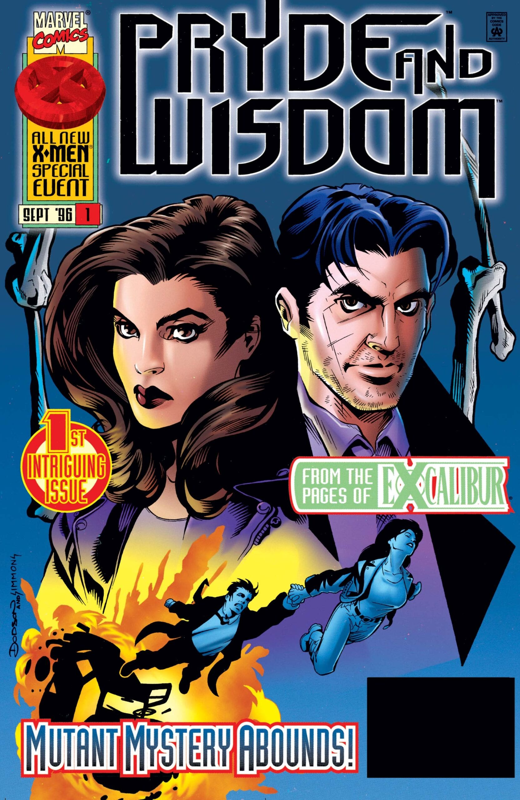 Comic completo Kitty Pryde And Widson