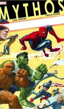 Comic completo Mythos