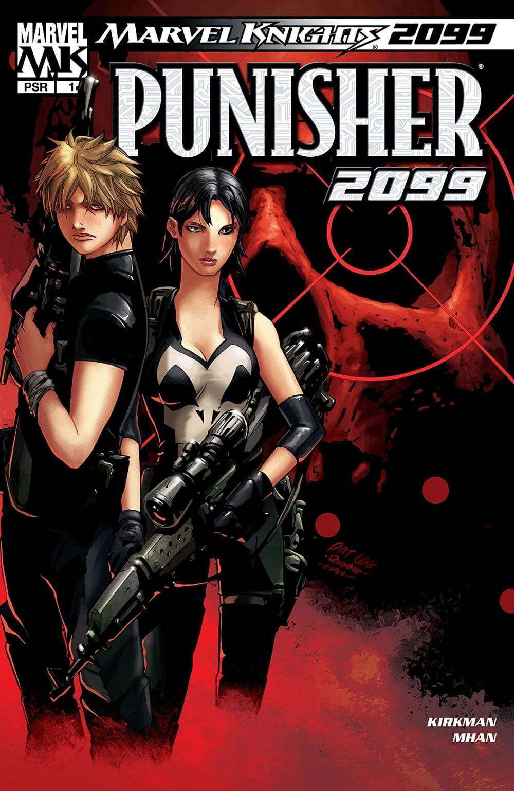 Comic completo Punisher 2099 Volumen 2