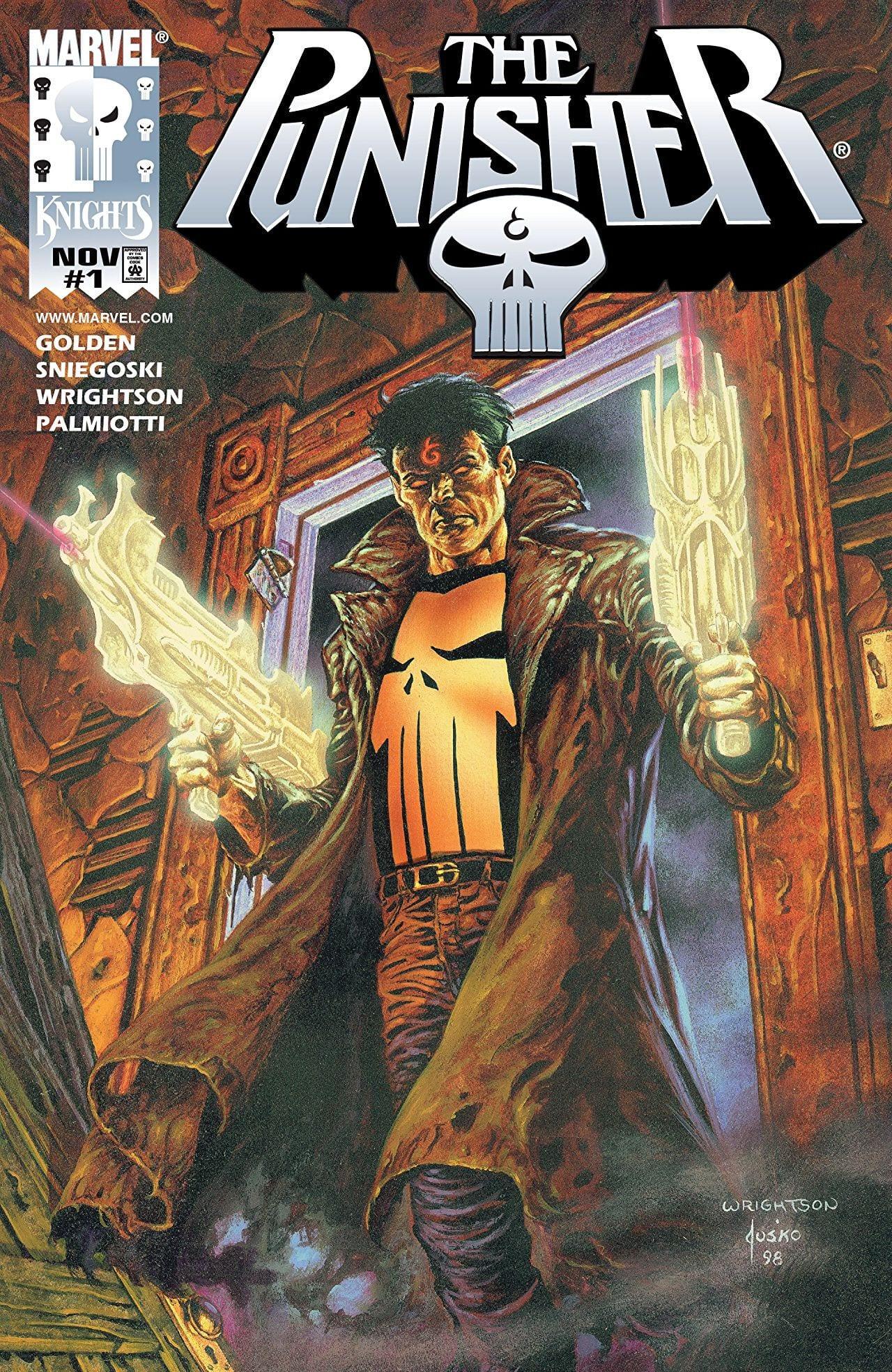Comic completo Punisher Volumen 4