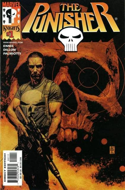 Comic completo Punisher Volumen 5