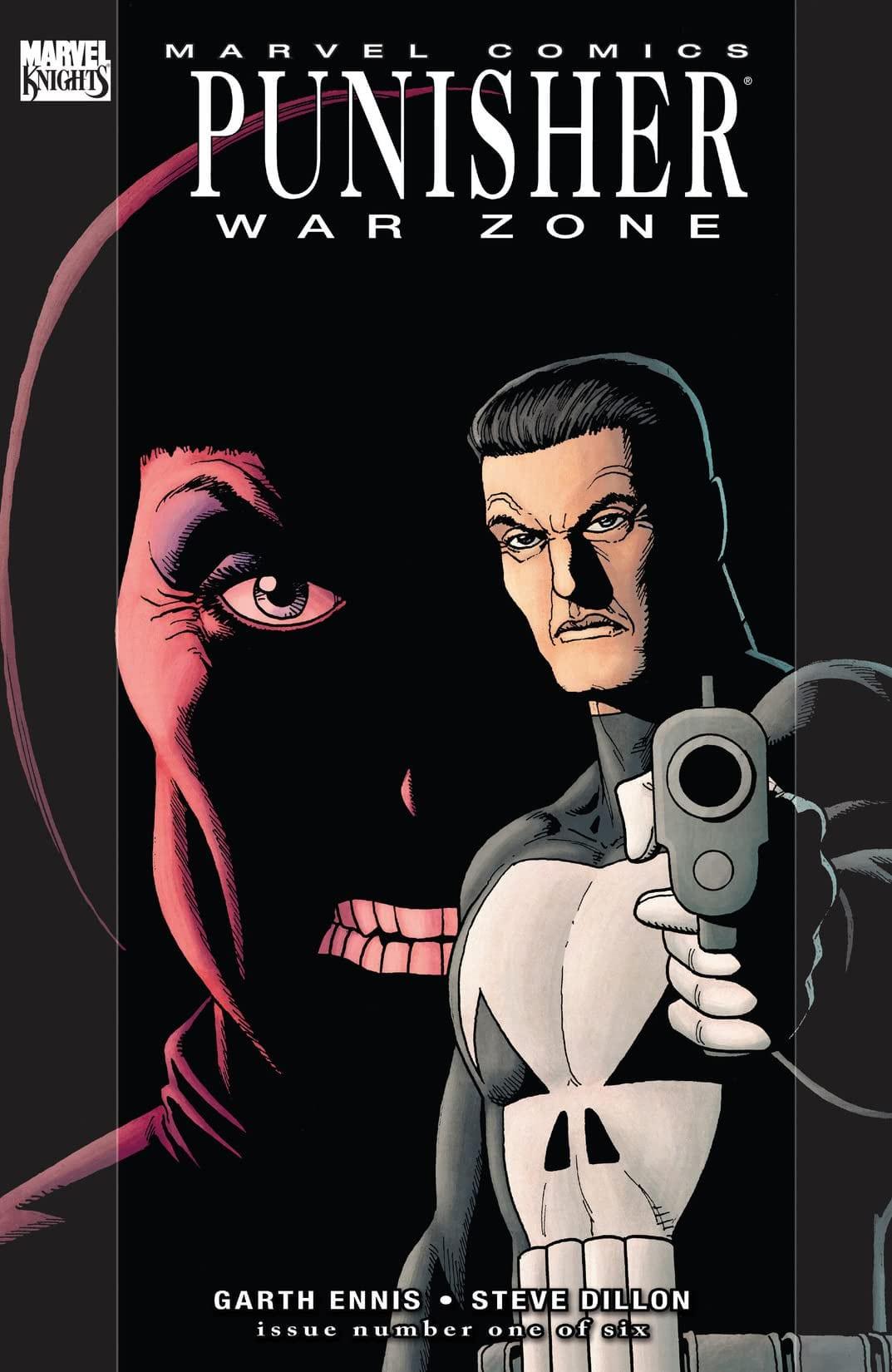 Comic completo Punisher: War Zone Volumen 2