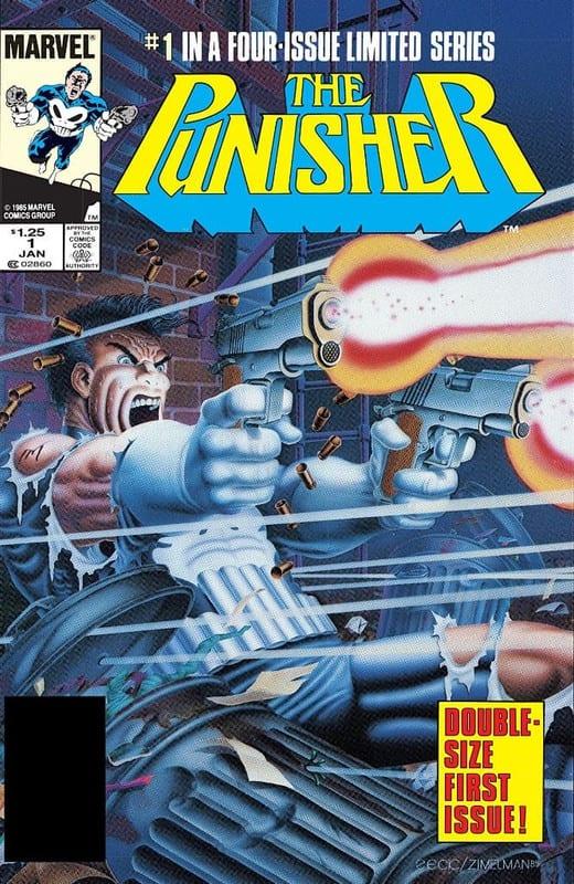 Comic completo Punisher Volumen 1